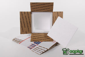 Insulated Shipping Boxes - 7x7x6
