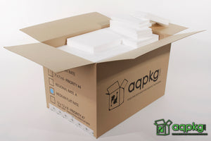 Insulated Shipping Boxes - Medium Flat Rate