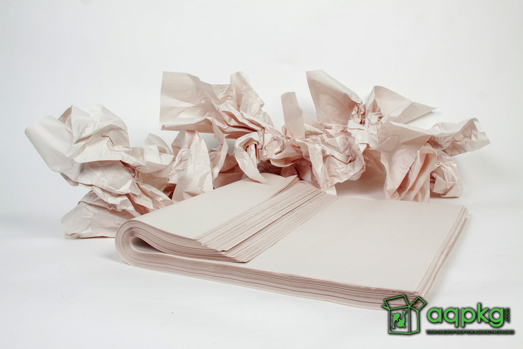 Packing Paper - Clean Newsprint Sheets