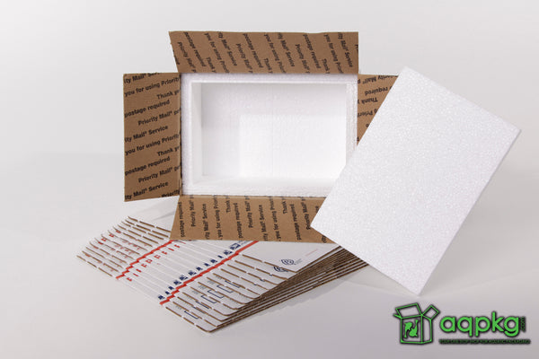 Insulated Shipping Boxes - Regional A