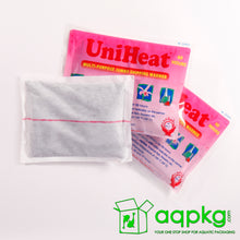 Load image into Gallery viewer, UniHeat 60 Hour Shipping Warmer - Opened Pouch