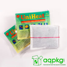 Load image into Gallery viewer, UniHeat 72 Hour Shipping Warmer - Opened Pouch