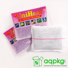 Load image into Gallery viewer, UniHeat 96 Hour Shipping Warmer - Opened Pouch