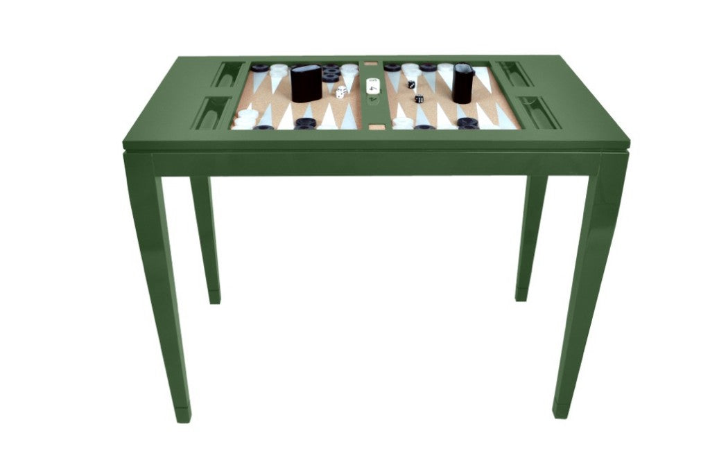 Peale Green Backgammon