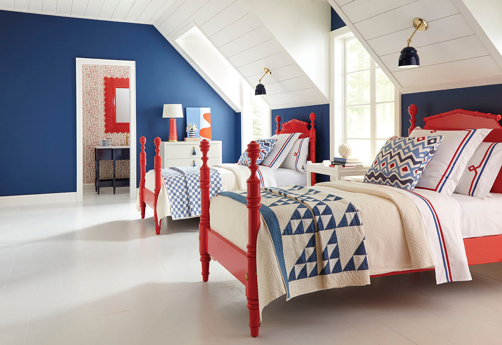 Wilton 4-Poster Bed - Twin