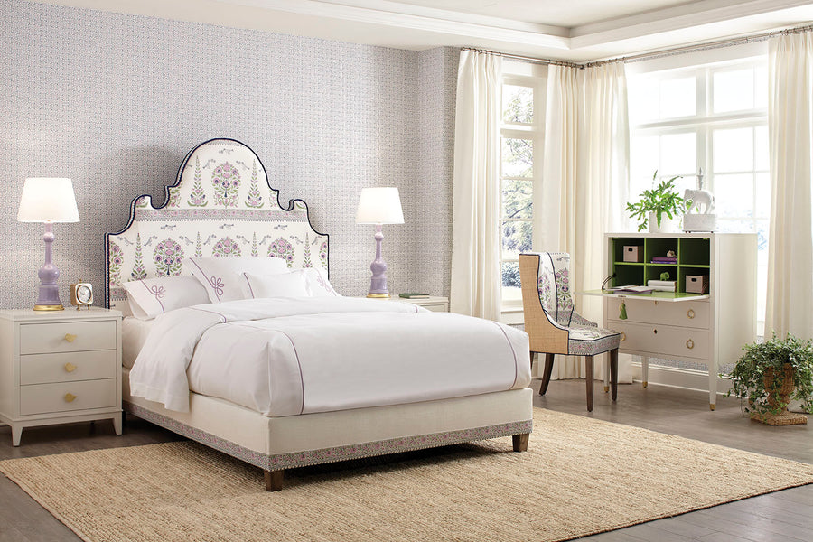 Charleston Platform Bed - Queen