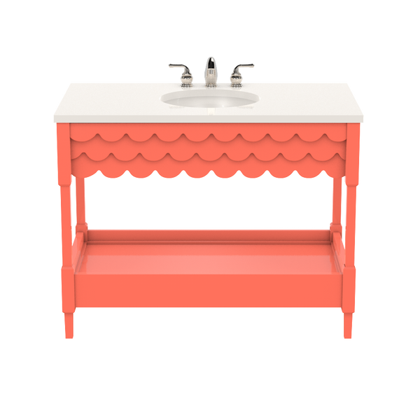 Capri Vanity Large - Bathroom