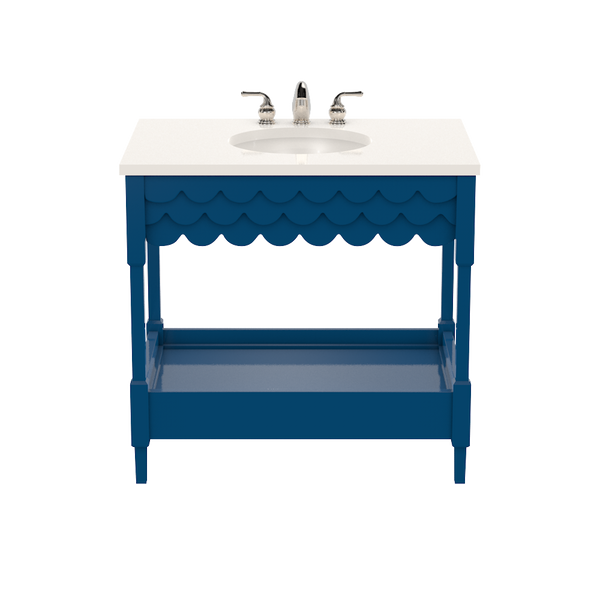 Capri Vanity Small - Bathroom