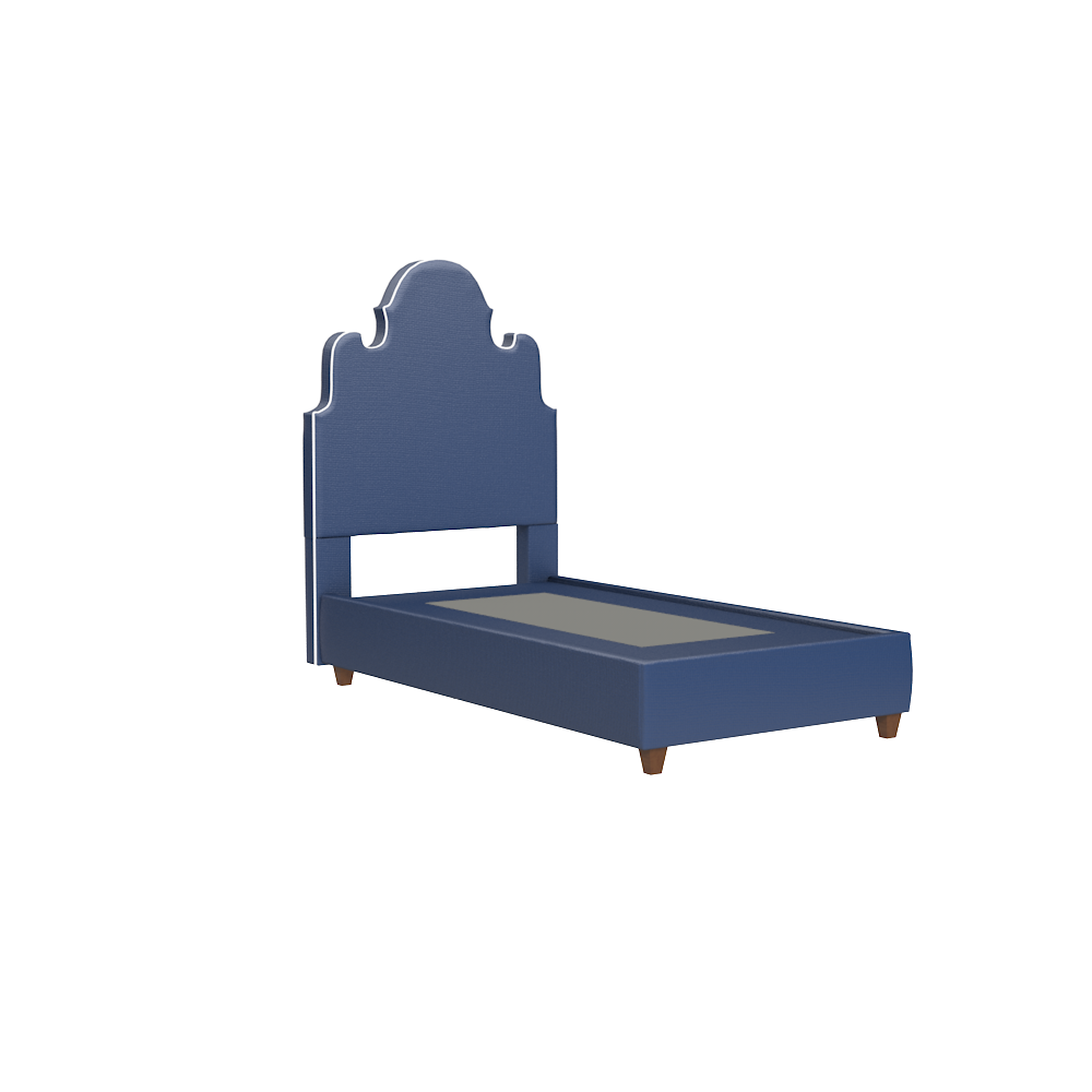 Charleston Platform Bed - Twin