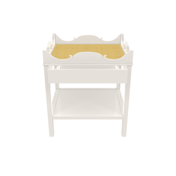Charleston Side Table with Drawer - Side Tables & Nightstands