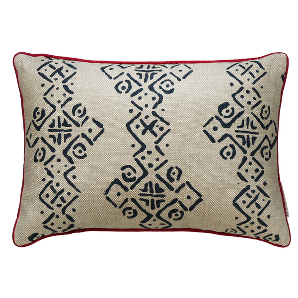 Mali Oblong Pillow - Greenwich Shop