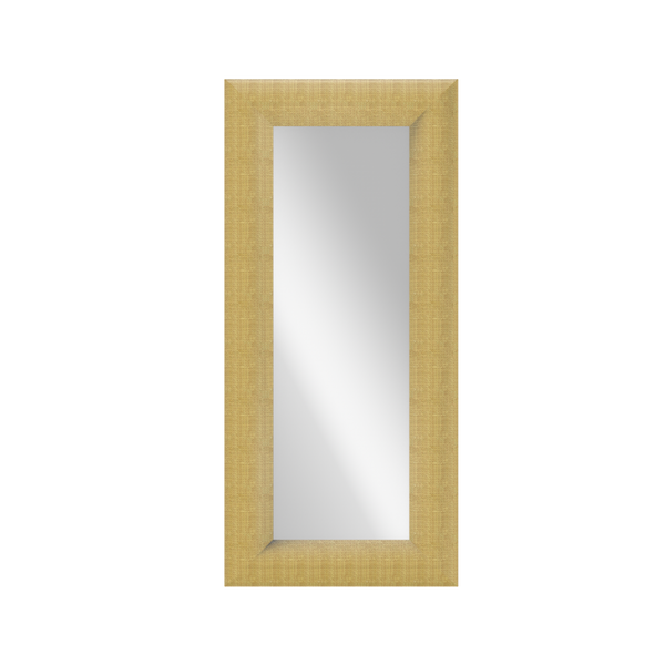 Harbour Island Floor Mirror - complete-lyford-wing-headboard-queen