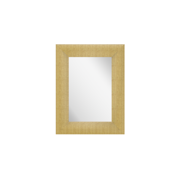 Harbour Island Wall Mirror - complete-Hobe-Sound-Sconce-Brass
