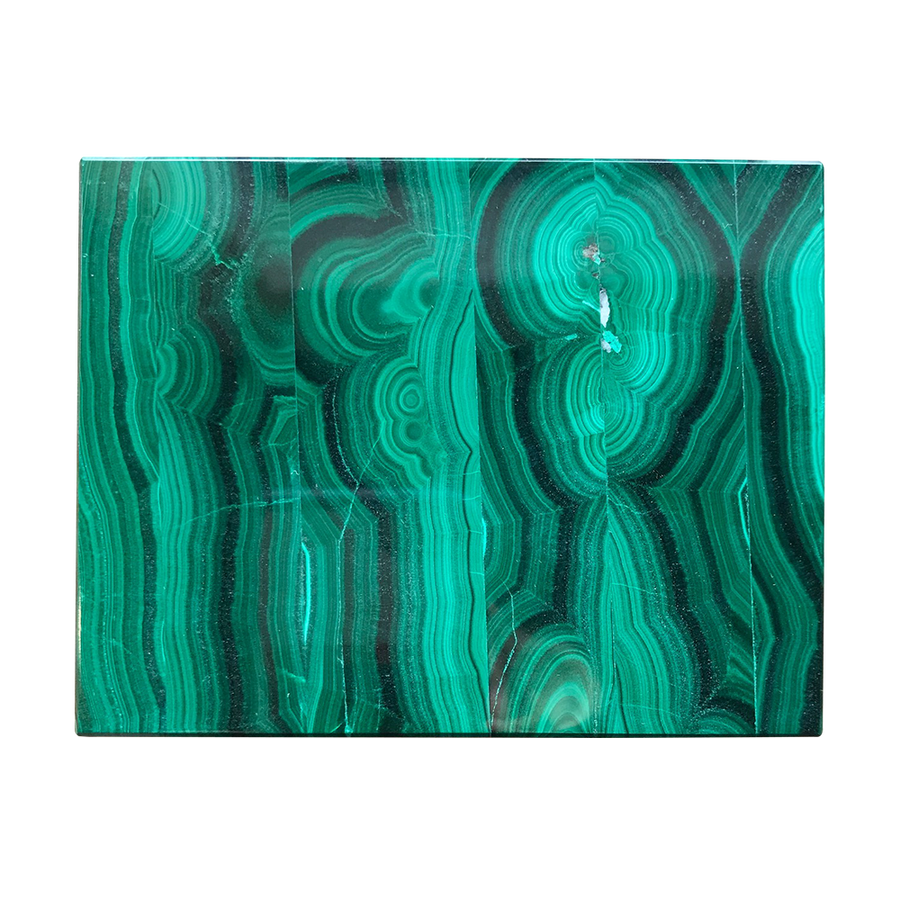 Malachite Pen Box