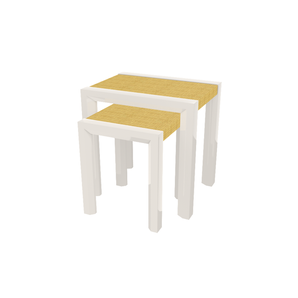 Lyford Nesting Side Tables - complete-Charleston-Coffee-Table