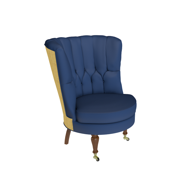 Lyford Wing Chair - complete-Malibu-Coffee-Table