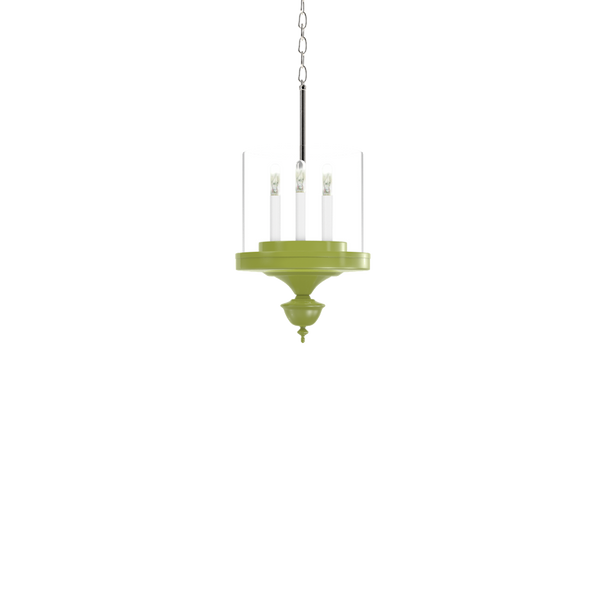 Little Greenwich Hanging Sconce with Nickel - Lighting