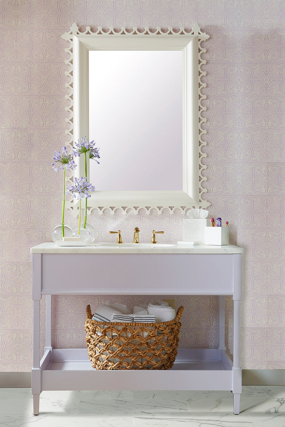Newport Rectangle Mirror