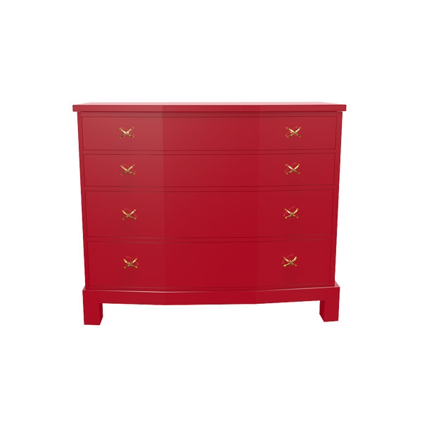 Manhattan Chest in Bolero - complete-Essex-Lantern-Brass