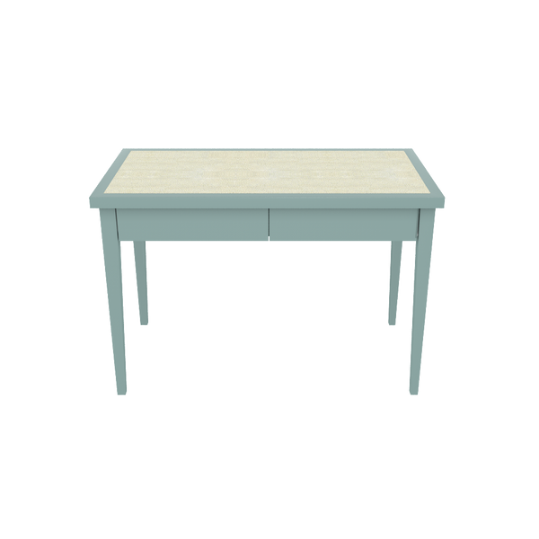 Nina Campbell Enid Desk - complete-Charleston-Mirror