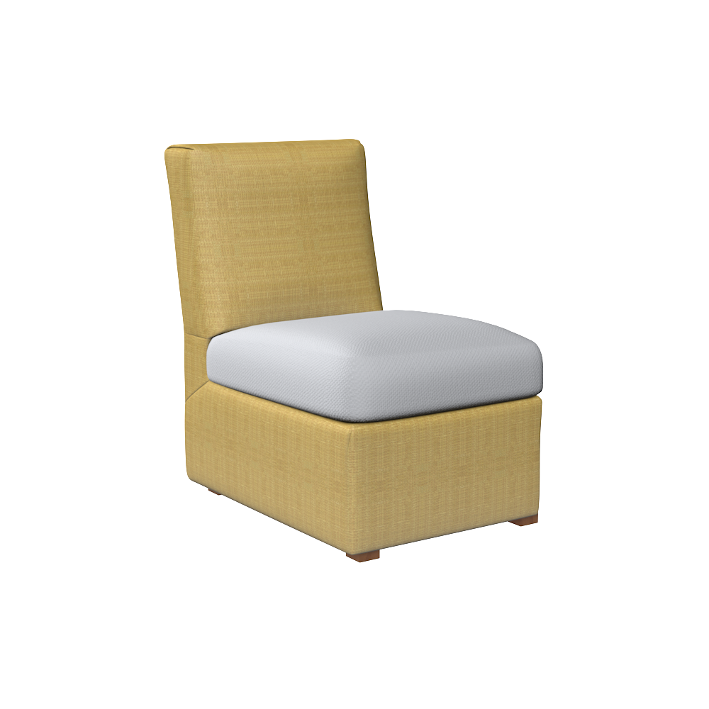 Charmant Oomph Slipper Chair