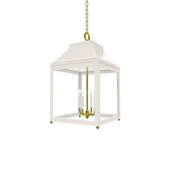 Palo Alto Lantern - Ceiling Lighting & Lanterns