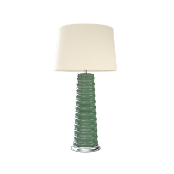 Palm Beach Lamp - complete-Harbour-Island-Side-Table