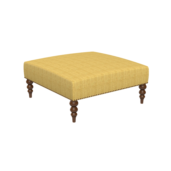 Chatham Raffia Ottoman - Coffee Tables Complementary