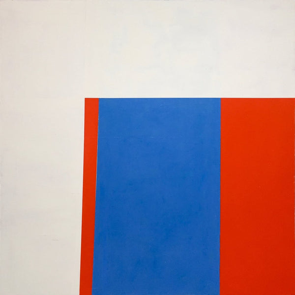 Laurie Fisher- Red Blue 5 - Art