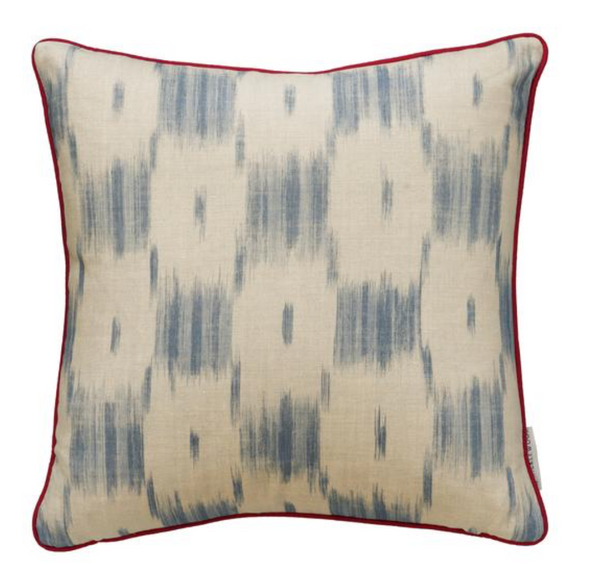 Ikat Colebrook Pillow - Greenwich Shop