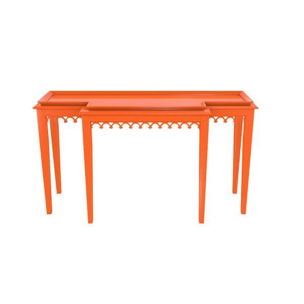 Newport Console Tiered - Console Tables