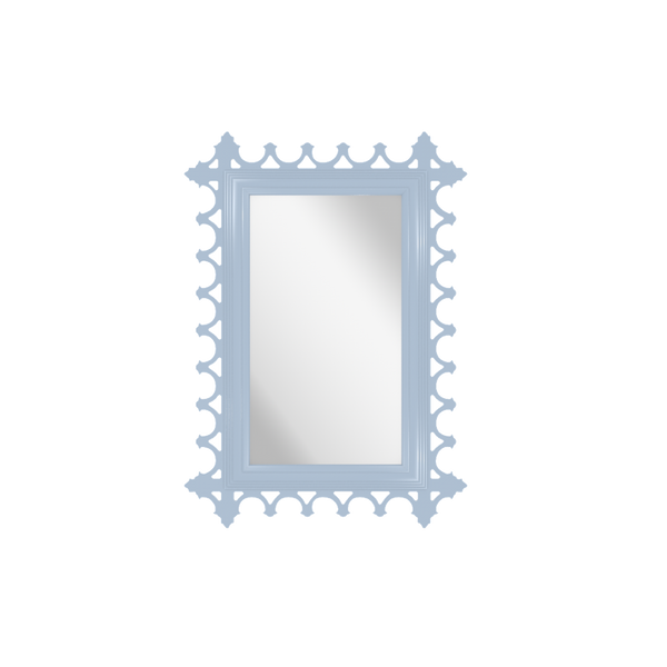 Tini Newport Mirror - complete-Little-Greenwich-Hanging-Sconce-With-Nickel