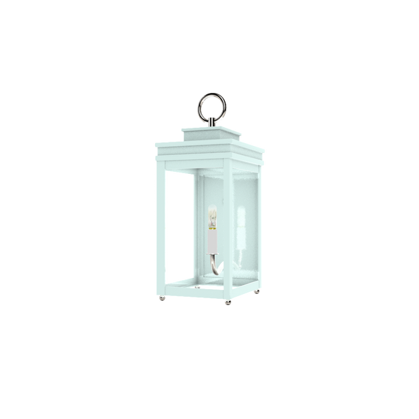 Tini Westport Sconce Nickel - Westport Collection