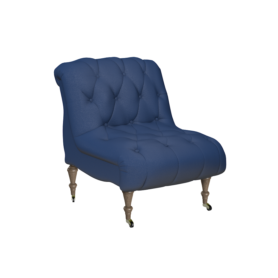 Tufted Favorite Chair