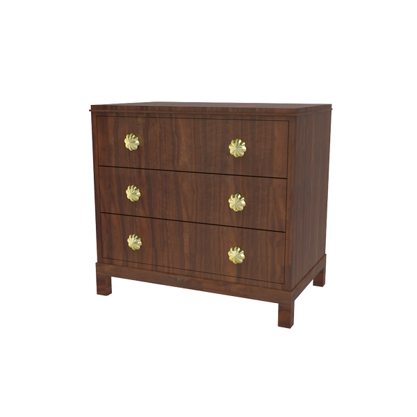Tuxedo Park Chest - Wood Finish Collection