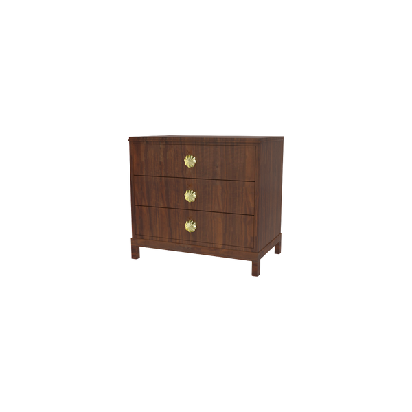 Tuxedo Park Night Stand - Wood Finish Collection