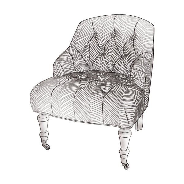 Wild Thing Chair - complete-Tini-II-z-Table