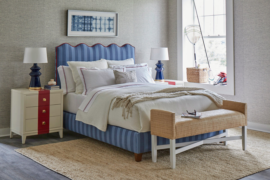 Wave Platform Bed - Twin