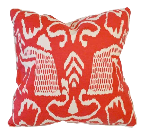 Bali II Pillow Fireworks - Throw Pillows
