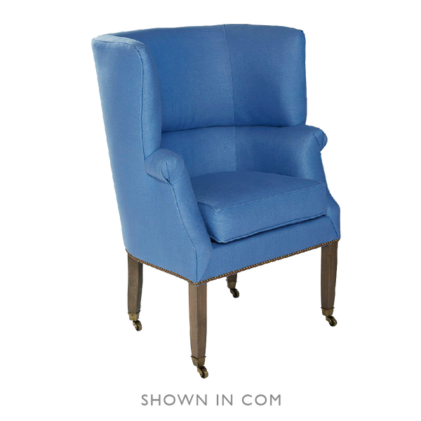 Wilton Wing Chair - Upholstered Chairs
