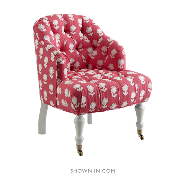 Tini Tufted Chair - Upholstered Chairs