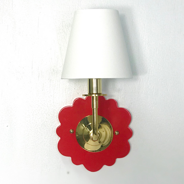 Grace Bay Sconce - Bathroom