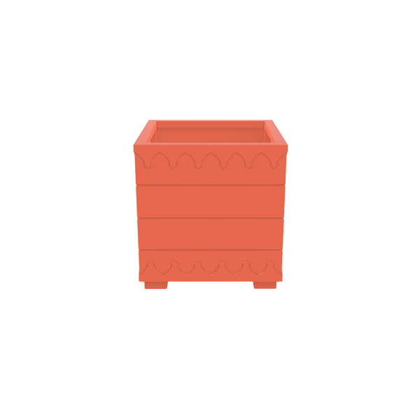 Ocean Drive Planter Small - Island Orange - oomph Outdoor