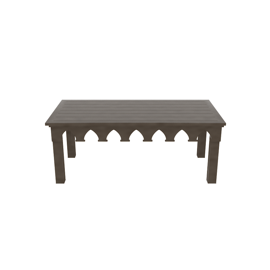 Ocean Drive Rectangle Coffee Table