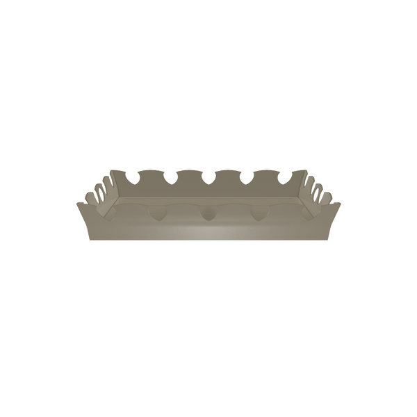Ocean Drive Tray - Timeless Taupe - oomph Outdoor