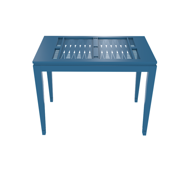 Outdoor Backgammon Table - Outdoor