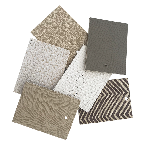 Individual Surface Samples - Color & Surface Samples