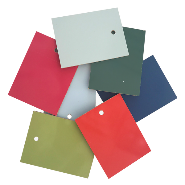 Individual Color Samples - Color & Surface Samples