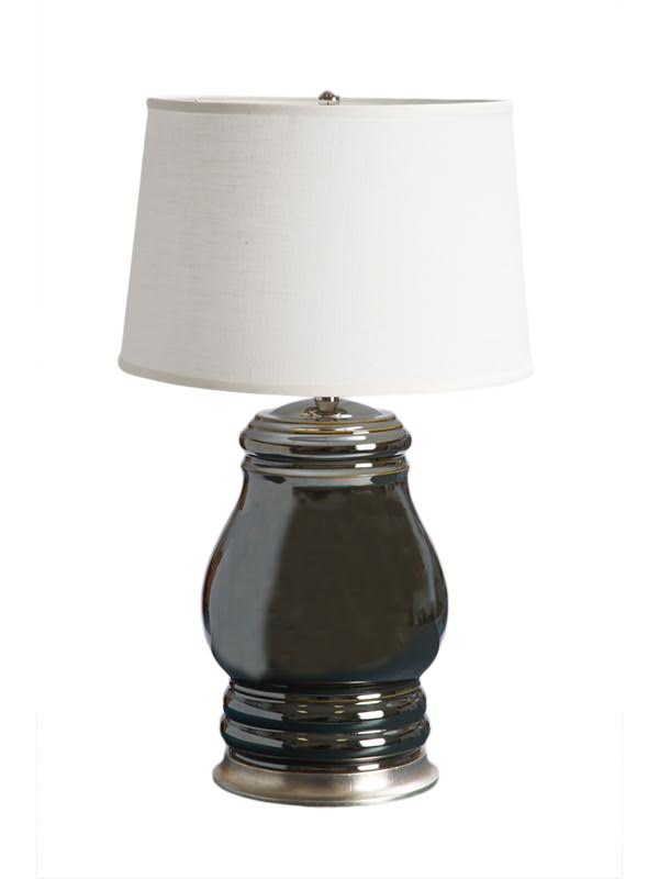 Charleston Lamp in Bling