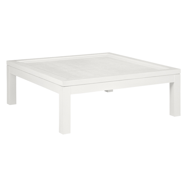 Malibu 52 Wrapped Coffee Table - Malibu Wrapped Collection
